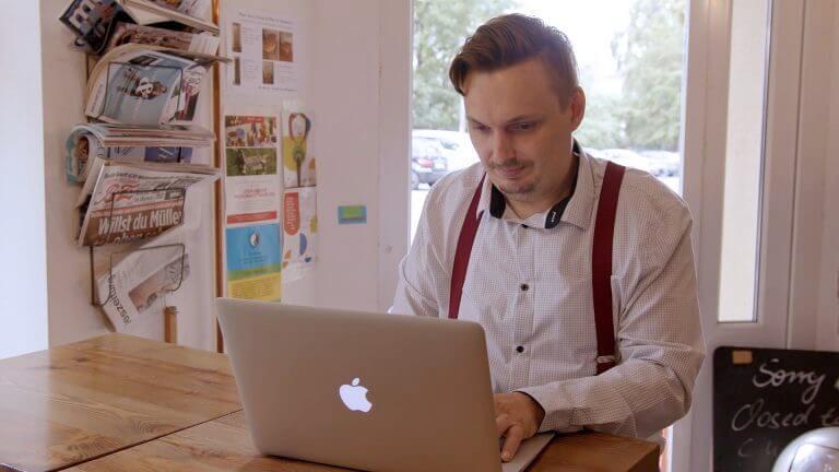 Kunden nutzen MeinBüro, Erfahrungsbericht