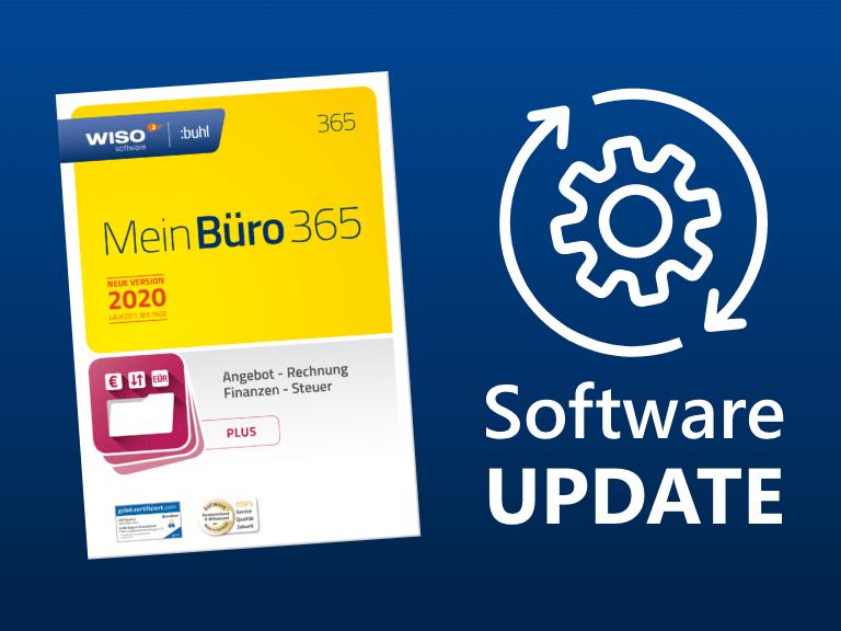 MeinBüro Update 2020 – Was gibt es Neues?