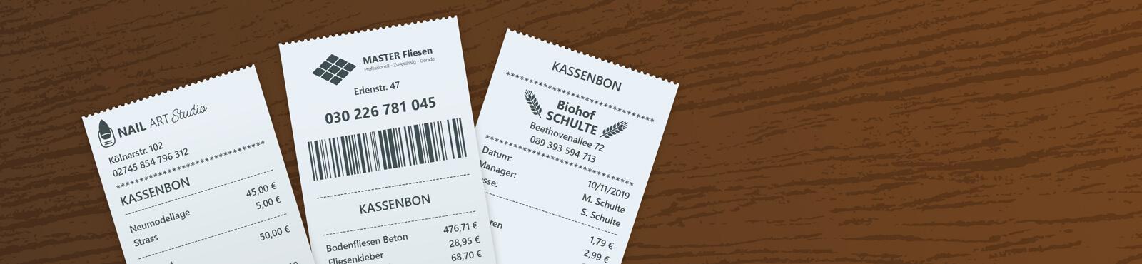 """Keine Panik am POS: Bonpflicht & die <span class=""""text-thin"""">Mein</span>Büro-Kasse"""