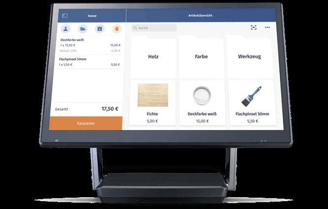 FEC XPOS 15.6 – Panel-PC
