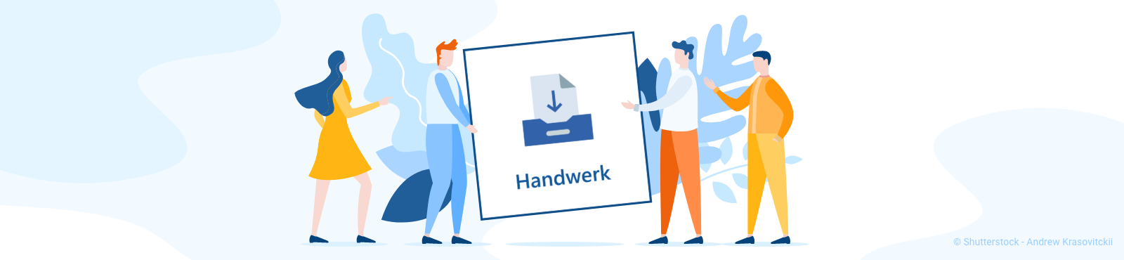 Modul Handwerk: MeinBüro mit DATANORM-Artikelimport
