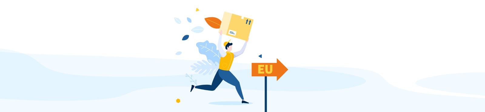 One-Stop-Shop & Einheitliche Lieferschwelle: Neue Regeln für Privatkunden-Geschäfte in der EU