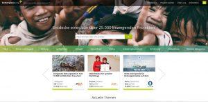 Fundraising für Vereine: Betterplace.org