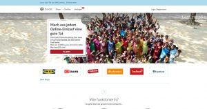 Fundraising für Vereine: Charity Shopping mit Boost