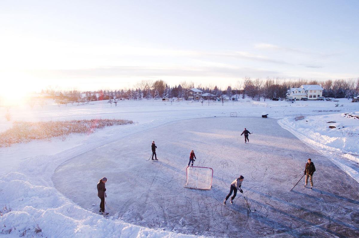 10 kleine Ideen für winterliche Aktivitäten im Verein