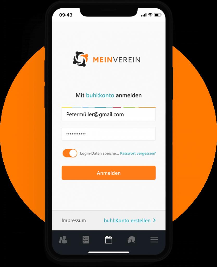 Über das buhl:Konto kommt man einfach in die Mobile App