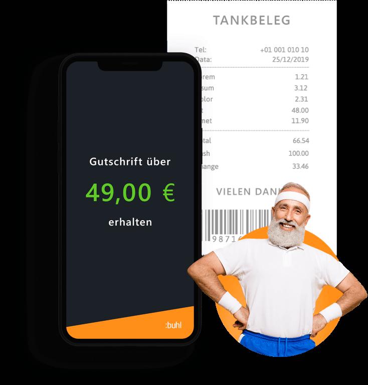 Bald verfügbar: Belegscann in der MEINVEREIN Mobile App