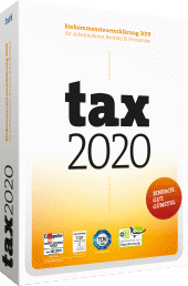 tax 2020 Packshot