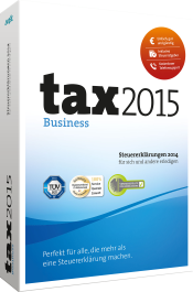 tax 2015 Business Packshot