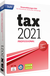 tax 2021 Professional Packshot