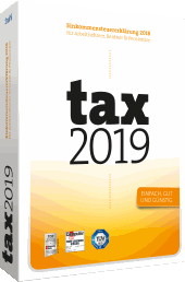 tax 2019 Packshot