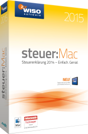 wiso steuer 2014 update mac