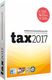 tax 2017 Packshot