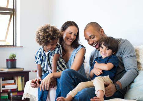 Familie flexibel Steuer