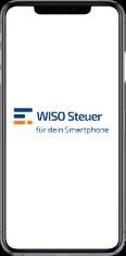 WISO Steuer App Handy Beispiel