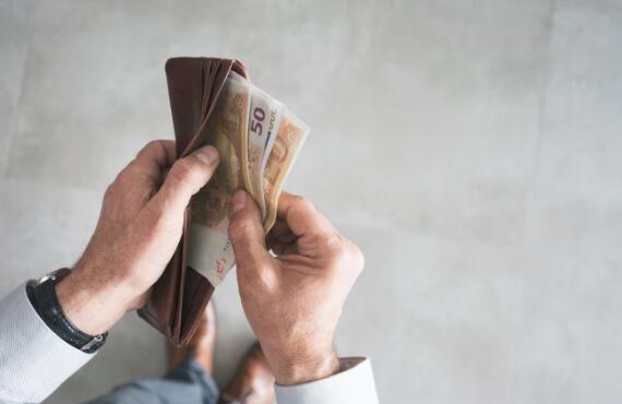 Geld zurück Rentner