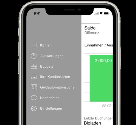 Bank-Konto verbinden Steuer Icon