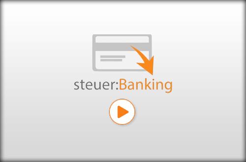 steuer:Banking Video Vorschau