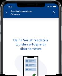 Daten per App importieren