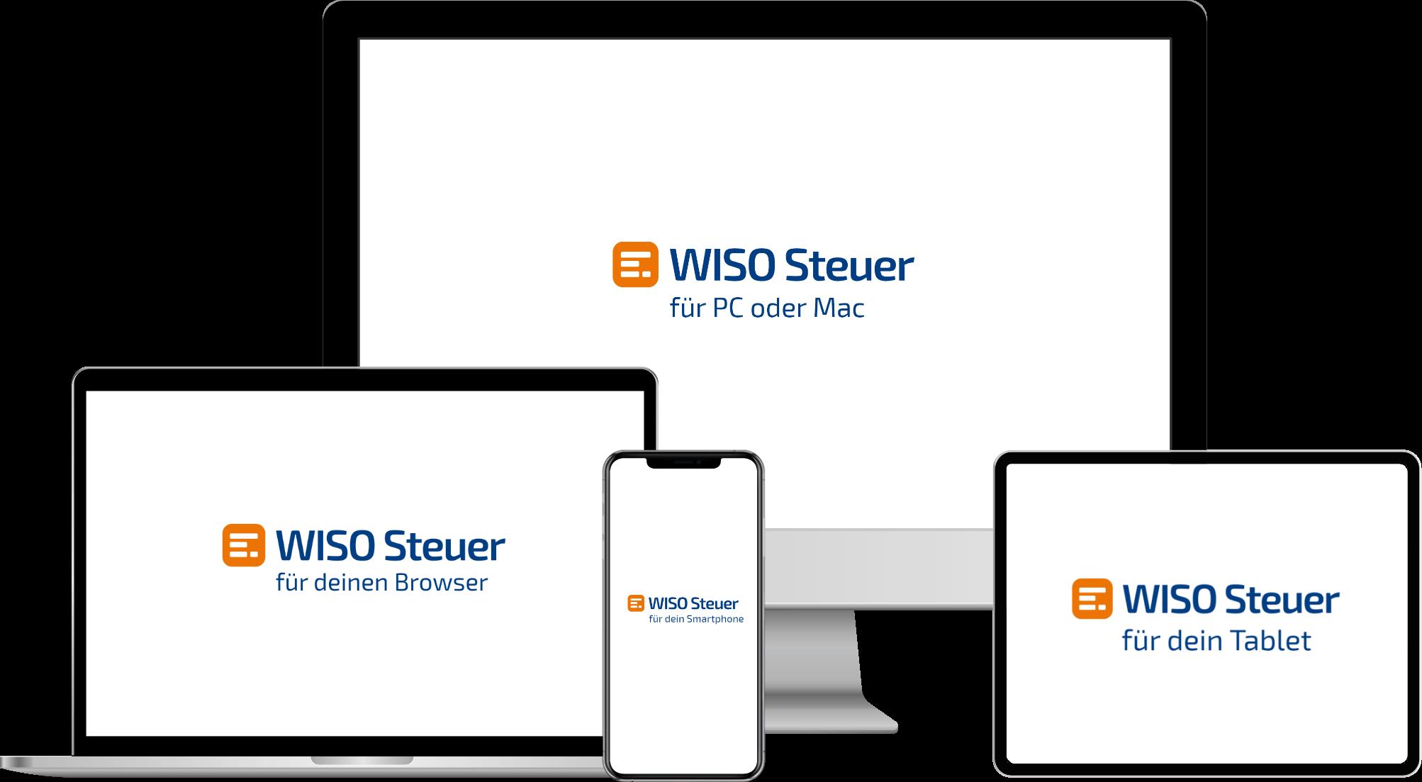 WISO Steuer Versionen