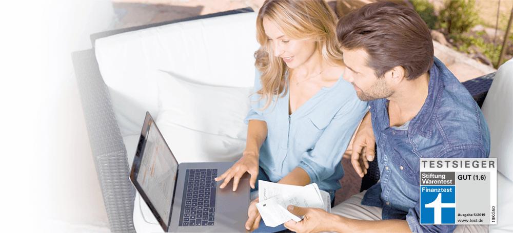 Überall und geräteübergreifend die Steuer online erledigen