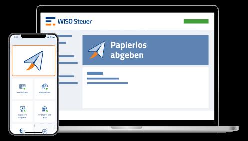 Steuerprogramm digital ohne lästigen Papierkram