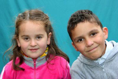 Kinderbetreuung mit Sprachschule