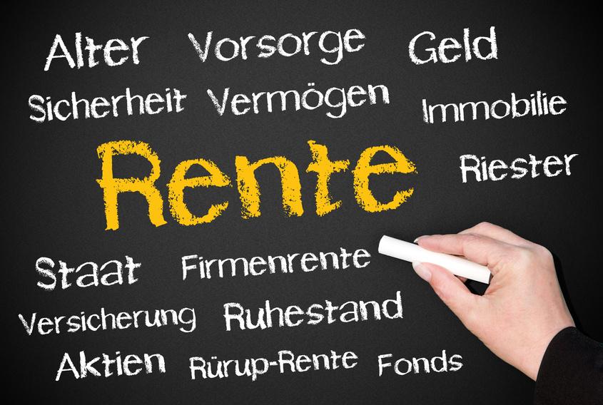 Deutsche Rentner in Spanien
