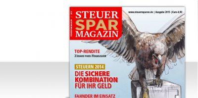 Steuer-Spar-Magazin 2015