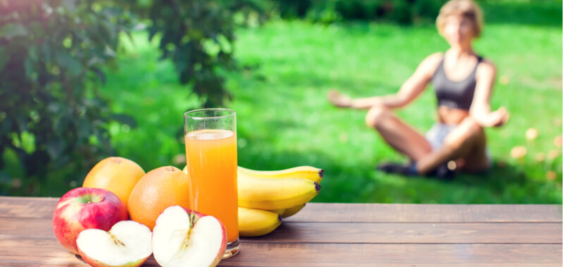 Förderung der Gesundheit