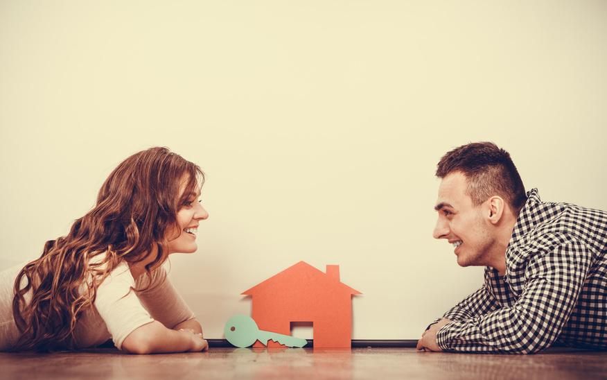 Grundstücksverkauf in der Familie