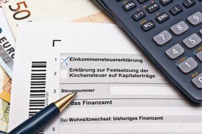 Steuererklärung von Selbständigen