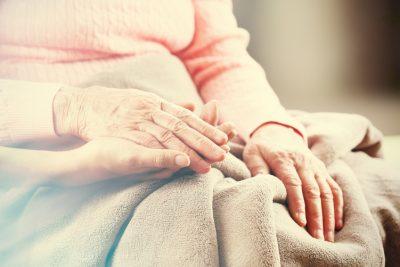 Privat beschäftigte Pflegekraft