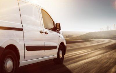Lastentransporter als Firmenwagen