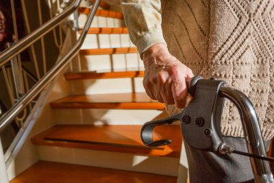 Treppenlift als Krankheitskosten