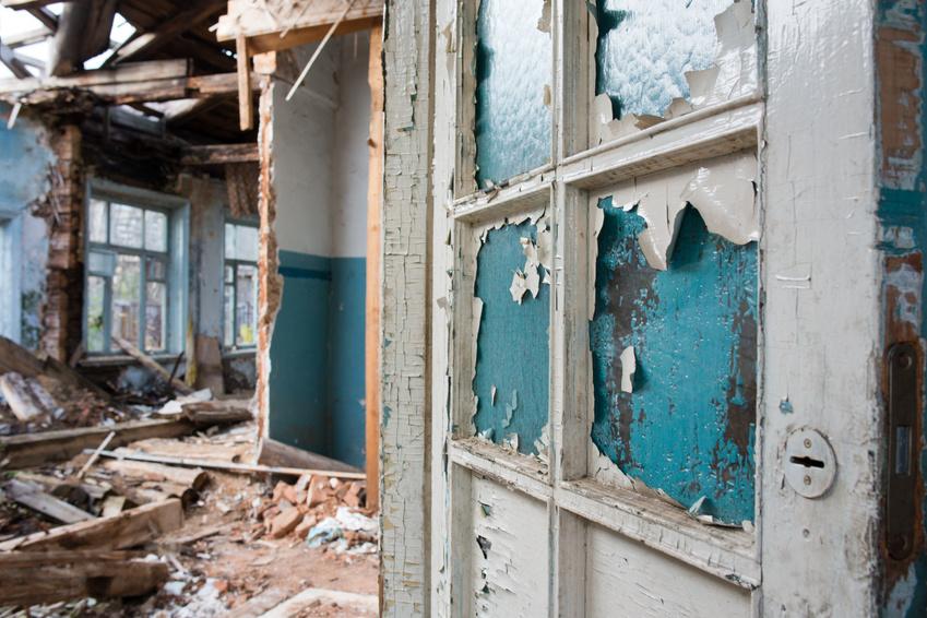 Abbruchkosten eines Gebäudes