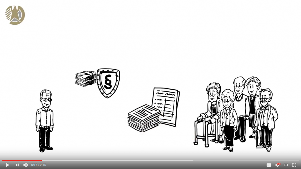 Rentner: Ausfüllhilfe– ein nützlicher Service!