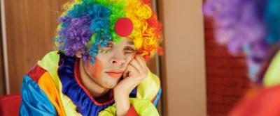 Karnevalsfeier nicht traditionell genug