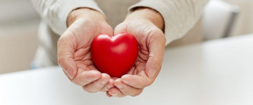 Erleichterung bei Spendennachweis
