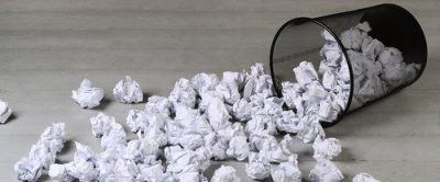Aufbewahrungsfrist: Welche Unterlagen Sie jetzt entsorgen können