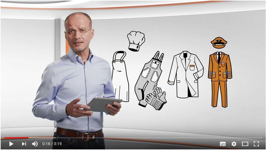 Reinigung privater Kleidung absetzen? So geht's
