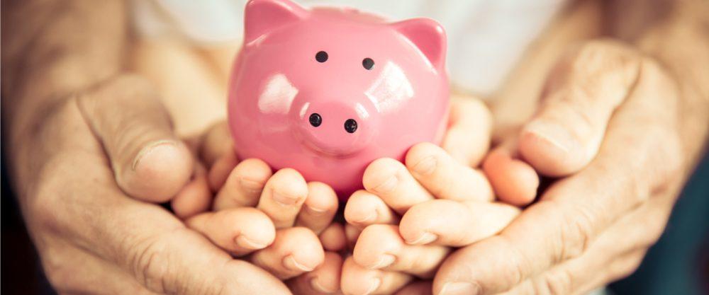 Kapitalübertragung auf Kinder