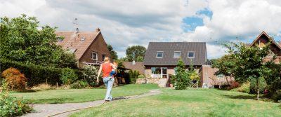 Immobilienverkauf an die Kinder