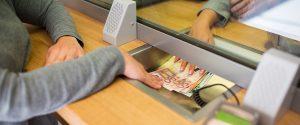Bar die Steuer zahlen: Nur in Ausnahmefällen möglich