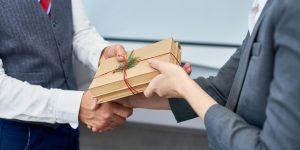 Geschenke für Geschäftspartner