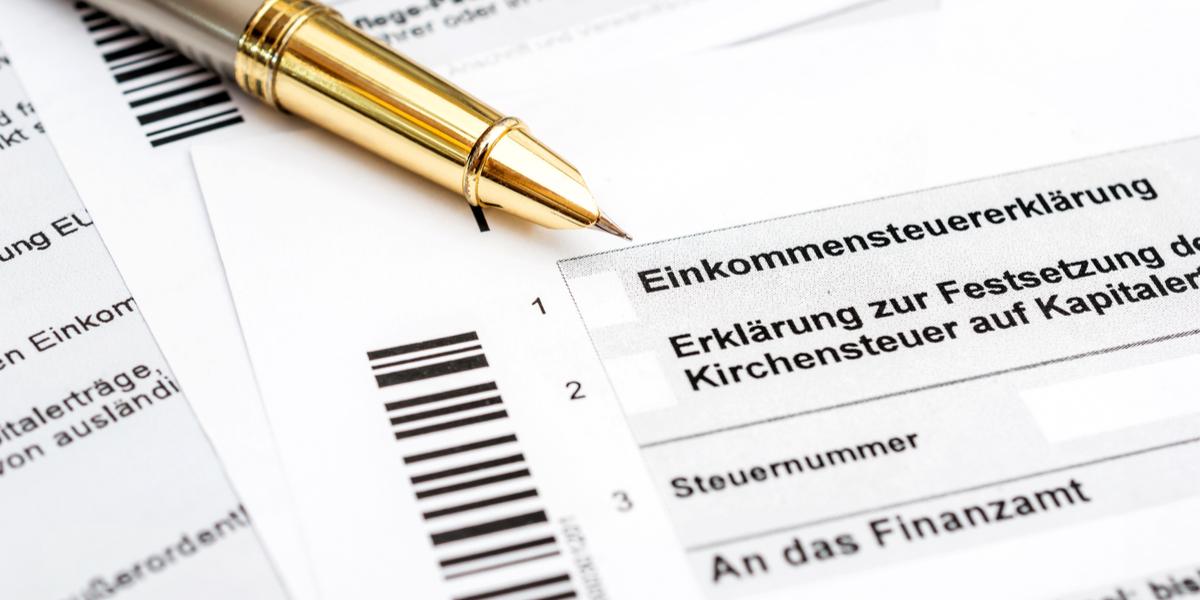 Formulare für Ihre Steuererklärung