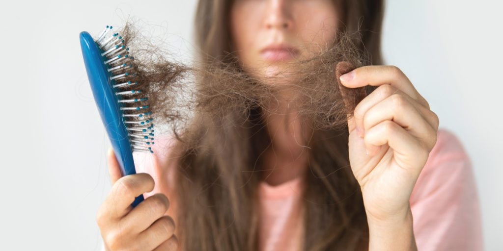 Haarverlust als Krankheit