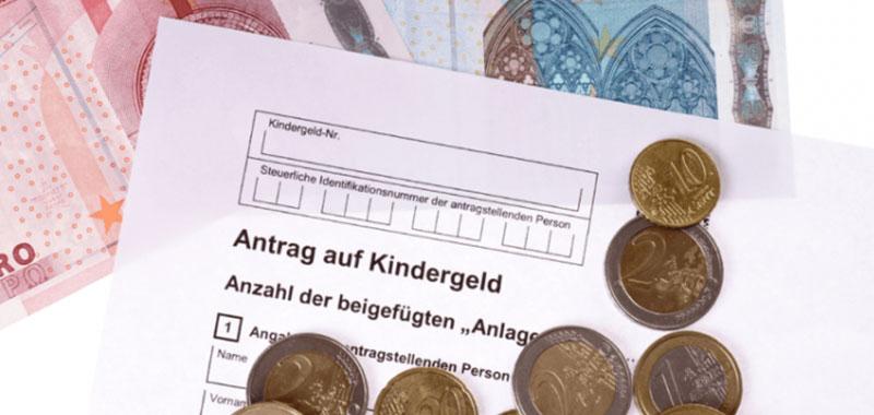 Kindergeld für EU-Bürger