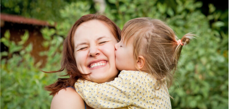 Entlastungsbetrag Alleinerziehende Mutter Kind