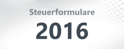 Steuerformulare 2016